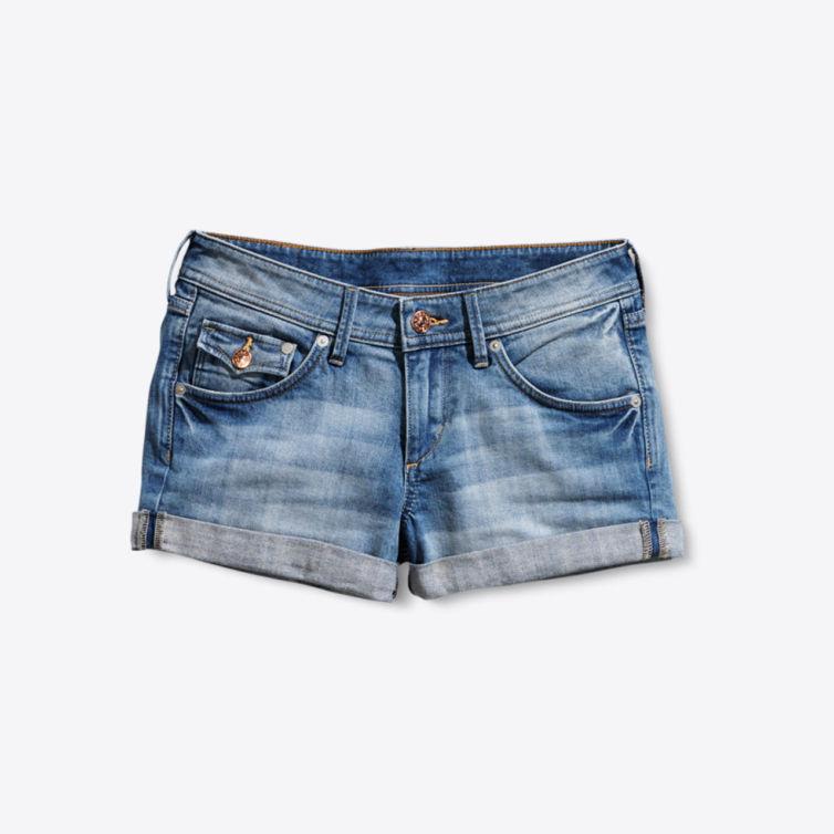 Denim Shorts (Demo)