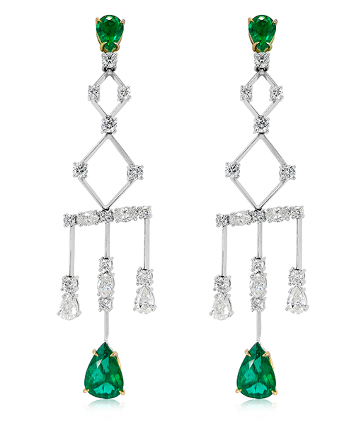 Ara Vartanian Chandelier Earrings