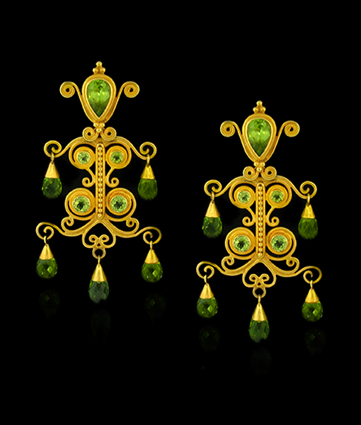 Carolyn Tyler Earrings on Sale
