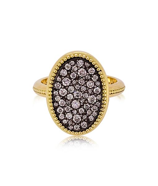 Erica Molinari Diamond Ring #