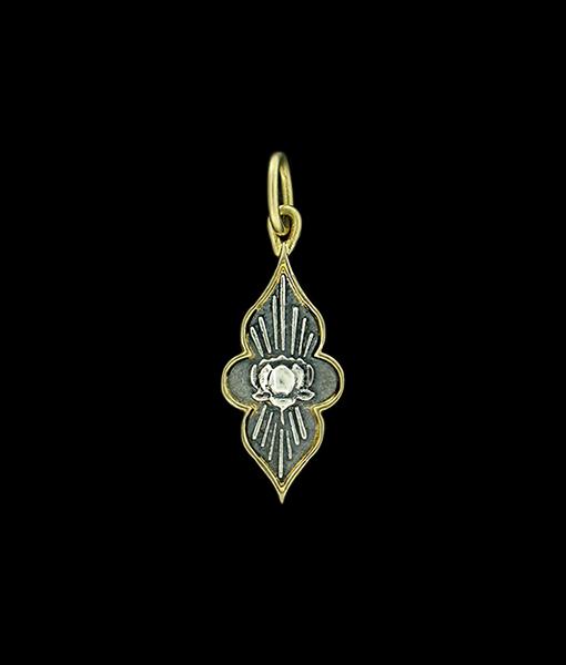 Erica Molinari Baby Lotus Pendant