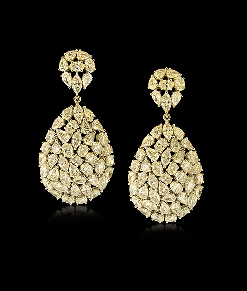 Etho Maria Diamond Earrings