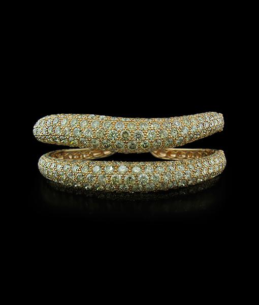 Etho Maria Brown Diamond Bracelet