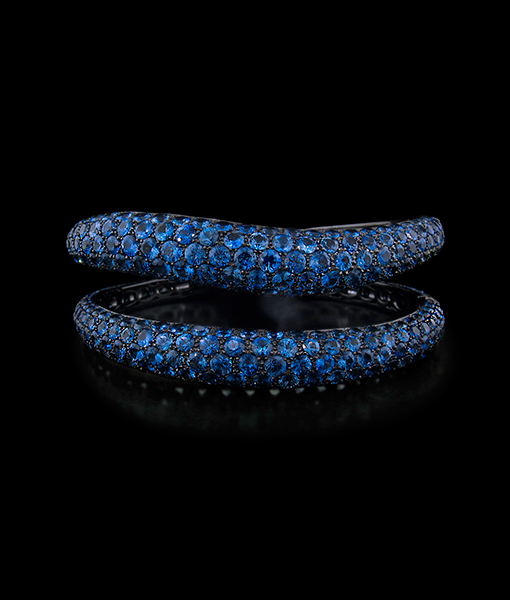 Etho Maria Blue Sapphire Bracelet