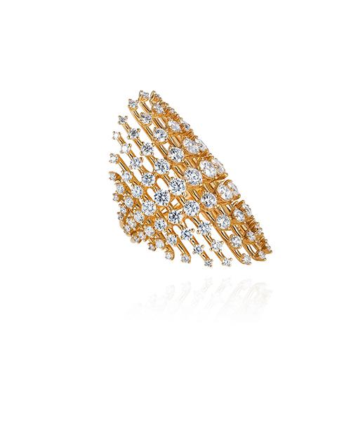 Fernando Jorge Disco Diamond Ring