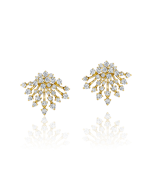 Hueb Diamond Earrings
