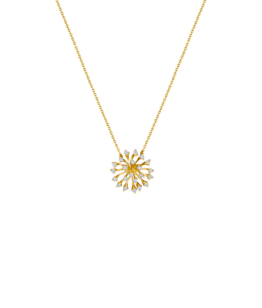 Hueb Luminus Diamond Necklace