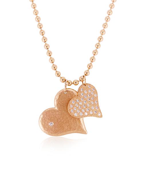Julez Bryant Heart Pendants #
