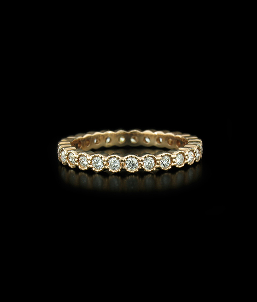KC Diamond Eternity Band