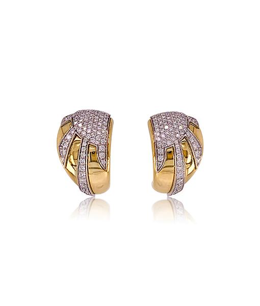 Miseno Raggi Collection Earrings