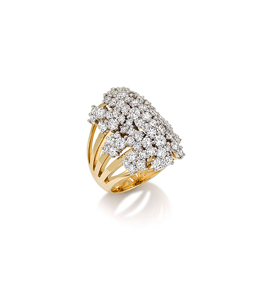 Miseno Vesuvio Diamond Ring
