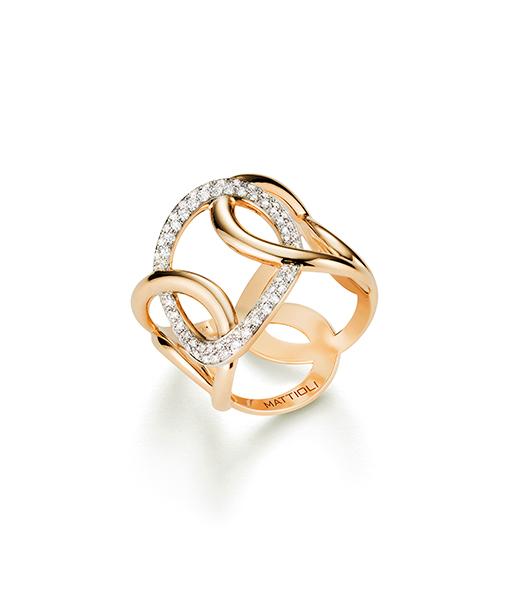 Mattioli Hiroko Diamond Ring