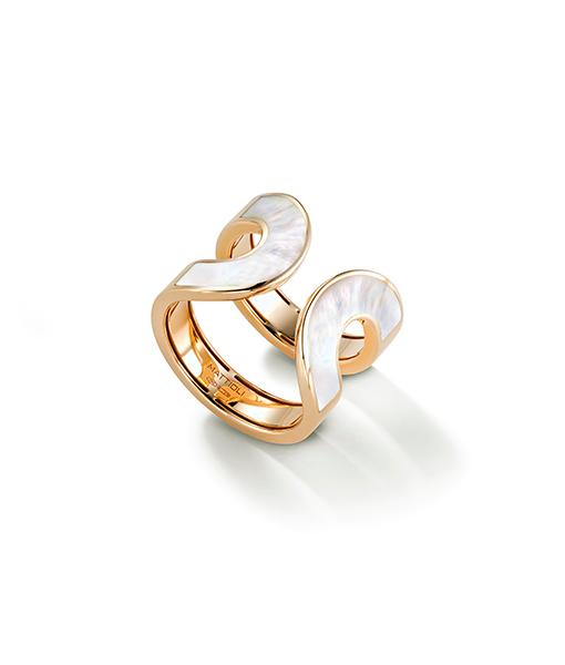 Mattioli White MOP Ring