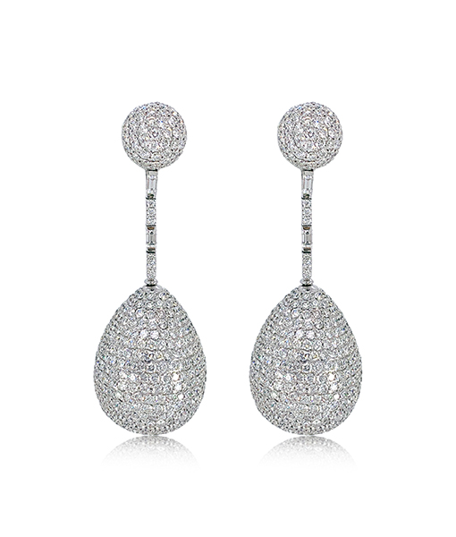 Nini Diamond Earrings