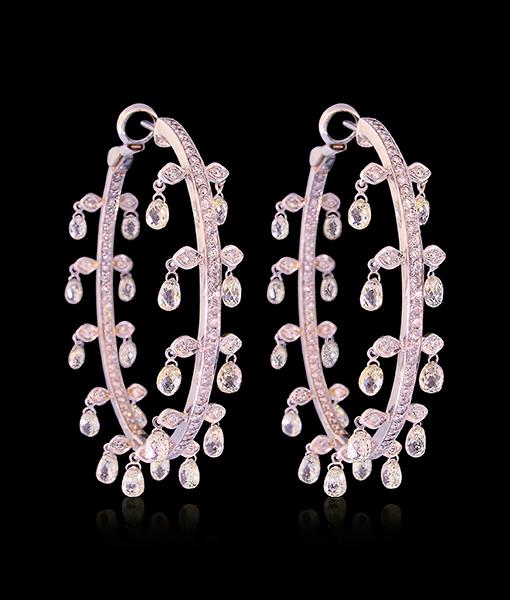 Nini Diamond Earrings