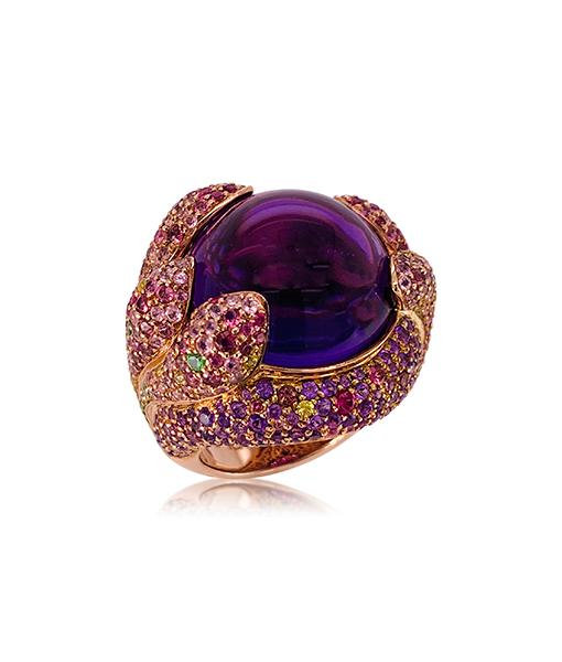 Nini Amethyst Ring