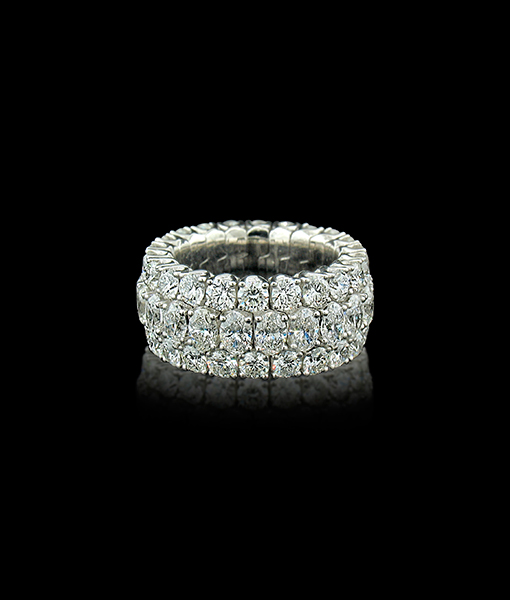 Picchiotti 'Xpandable' Diamond Ring