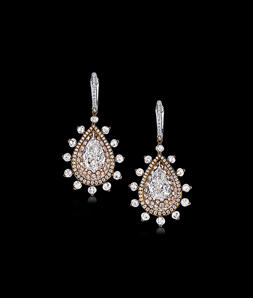 Arunashi Diamond Earrings