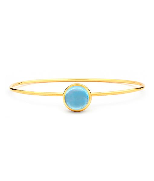 Syna Blue Topaz Baubles Bracelet