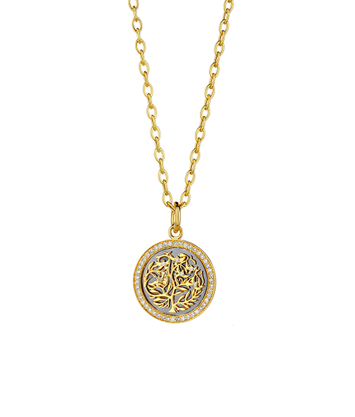 Syna Mogul Tree of Life Pendant