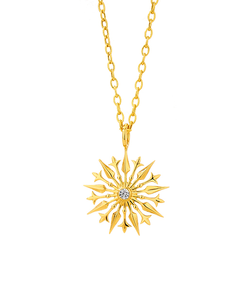 Syna Limited Edition Starburst Pendant