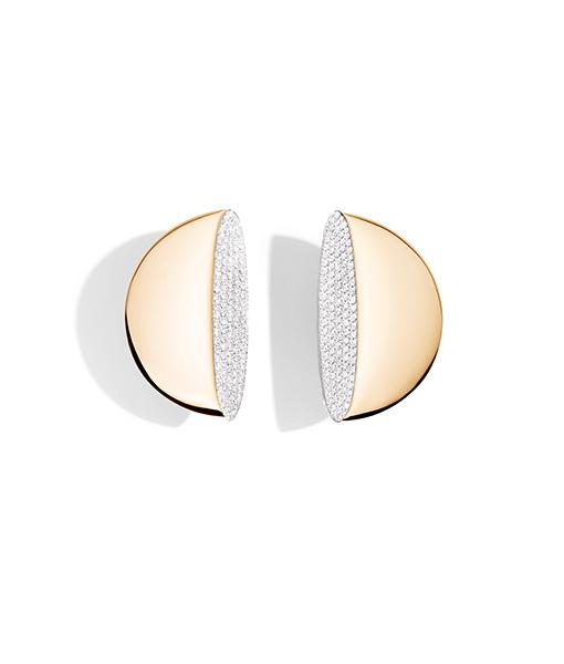 Vhernier Eclisse Diamond Earrings