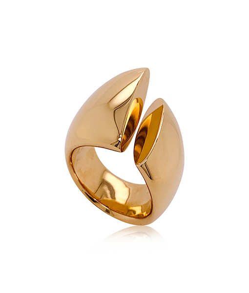 Vhernier Eclisse Medio Ring