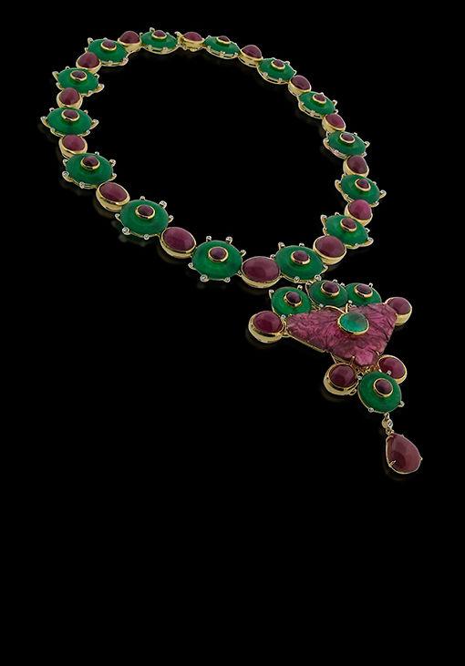 Gemstone Necklaces & Pendants
