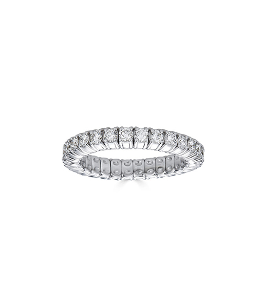Zydo STRETCH RING WITH DIAMONDS