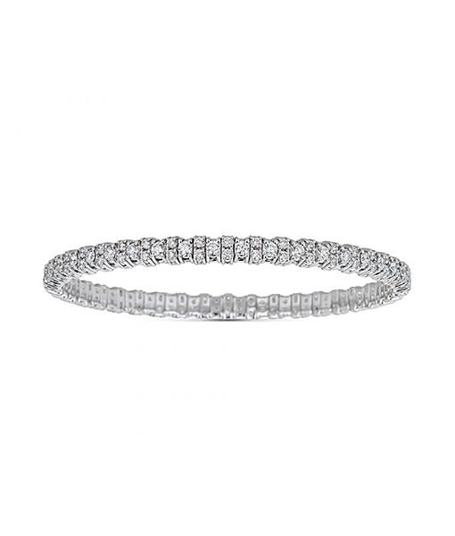 Zydo Expandable Skinny Diamond Bracelet