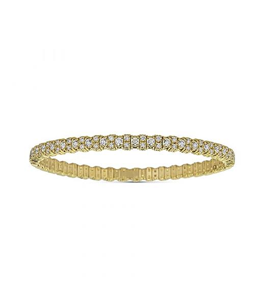 Zydo Expandable Bracelet with Diamonds