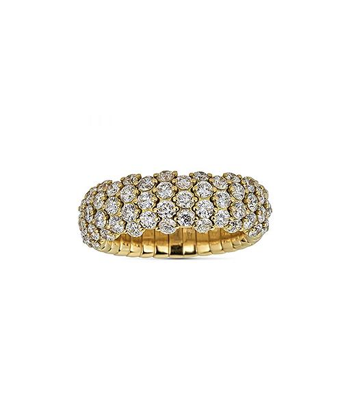 Zydo Expandanble Half Diamond Ring