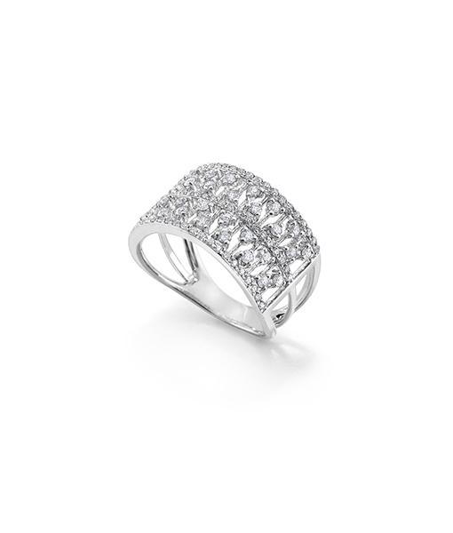 KC Diamond Lace Ring