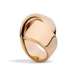 Vhernier Abbraccio Knot Ring