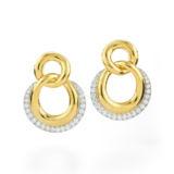 David Webb 57th Street Earrings