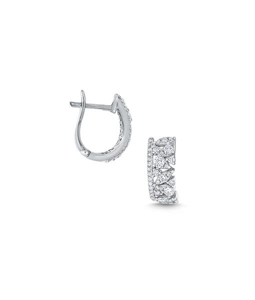 Diamond Mosaic Hoop