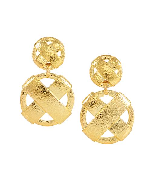 David Webb Earrings #