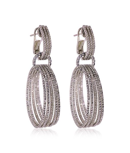Etho Maria Diamond Earrings