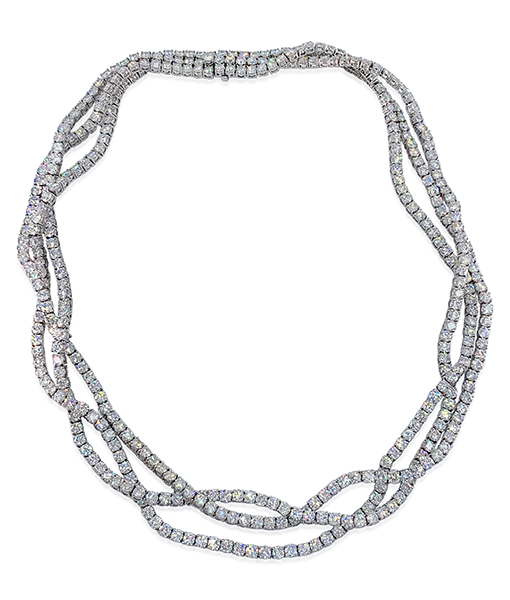 Etho Maria Diamond Necklace
