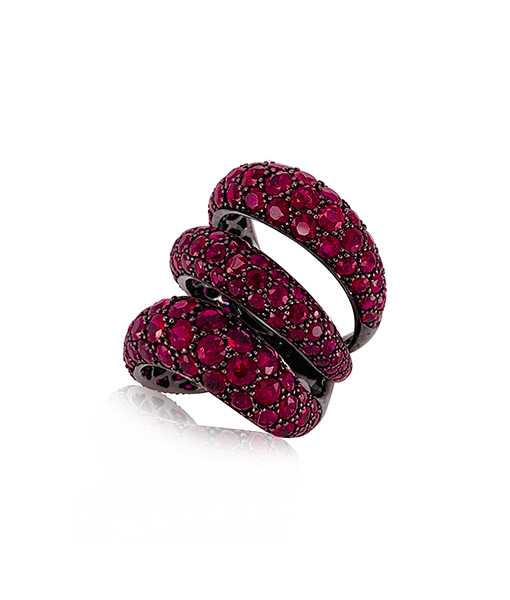 Etho Maria Ruby Ring