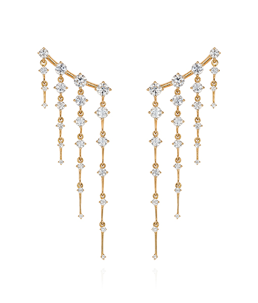 Fernando Jorge Multisequesce Diamond Earrings