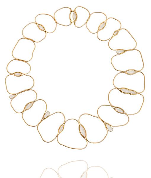Fernando Jorge Fluid Quartz Necklace