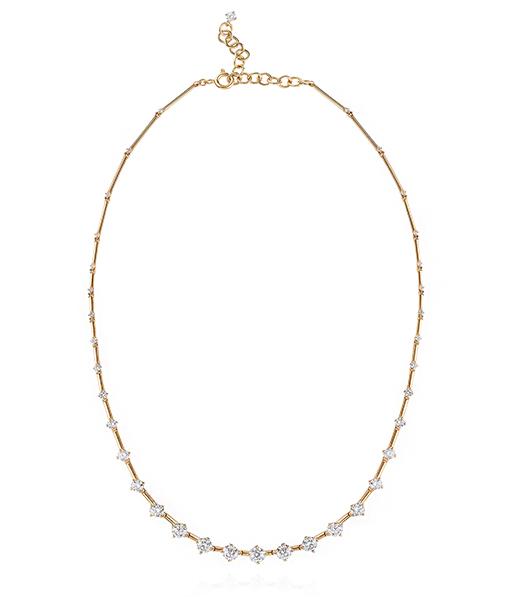 Fernando Jorge Sequence Diamond Necklace. SOLD!