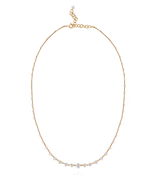 Fernando Jorge Small Sequence Diamond Necklace