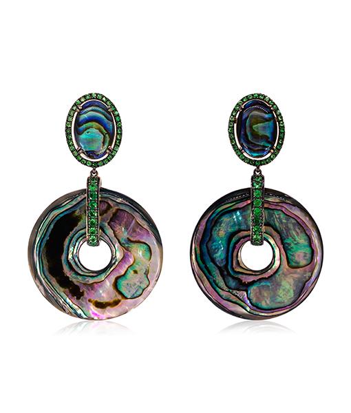 Goshwara Earrings