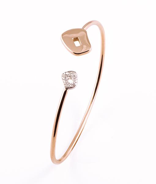 Mattioli Diamond Puzzle Bracelet