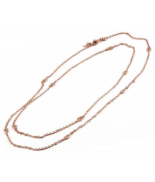 Mattioli Gold Puzzle Necklace