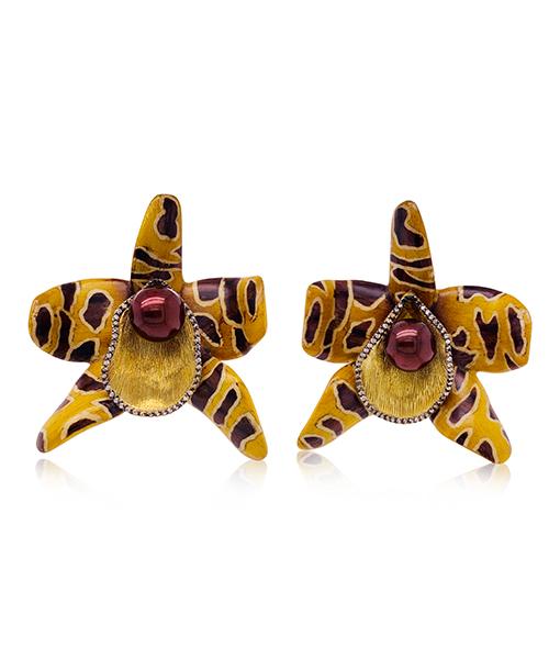 Silvia Furmanovich Earrings #