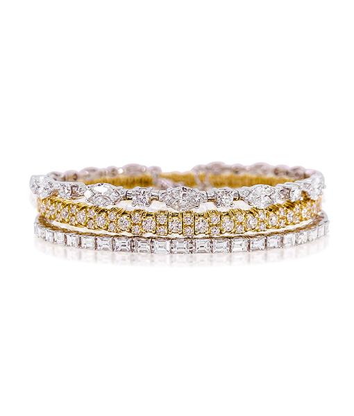 Zydo Diamond Bracelet