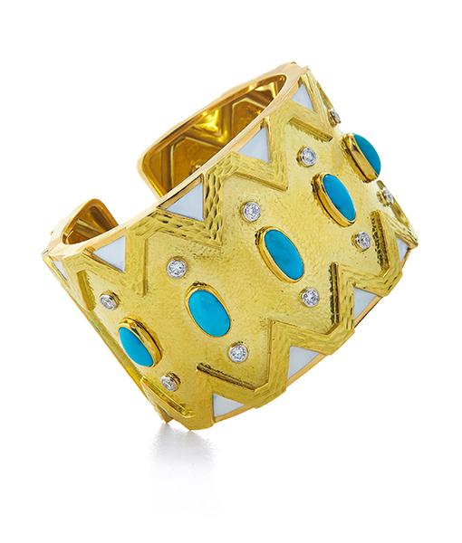 David Webb Bracelet